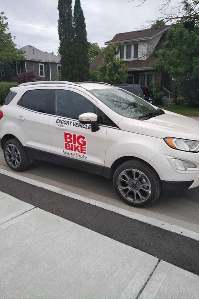 Ford Community & Events Big Bike Event 2
