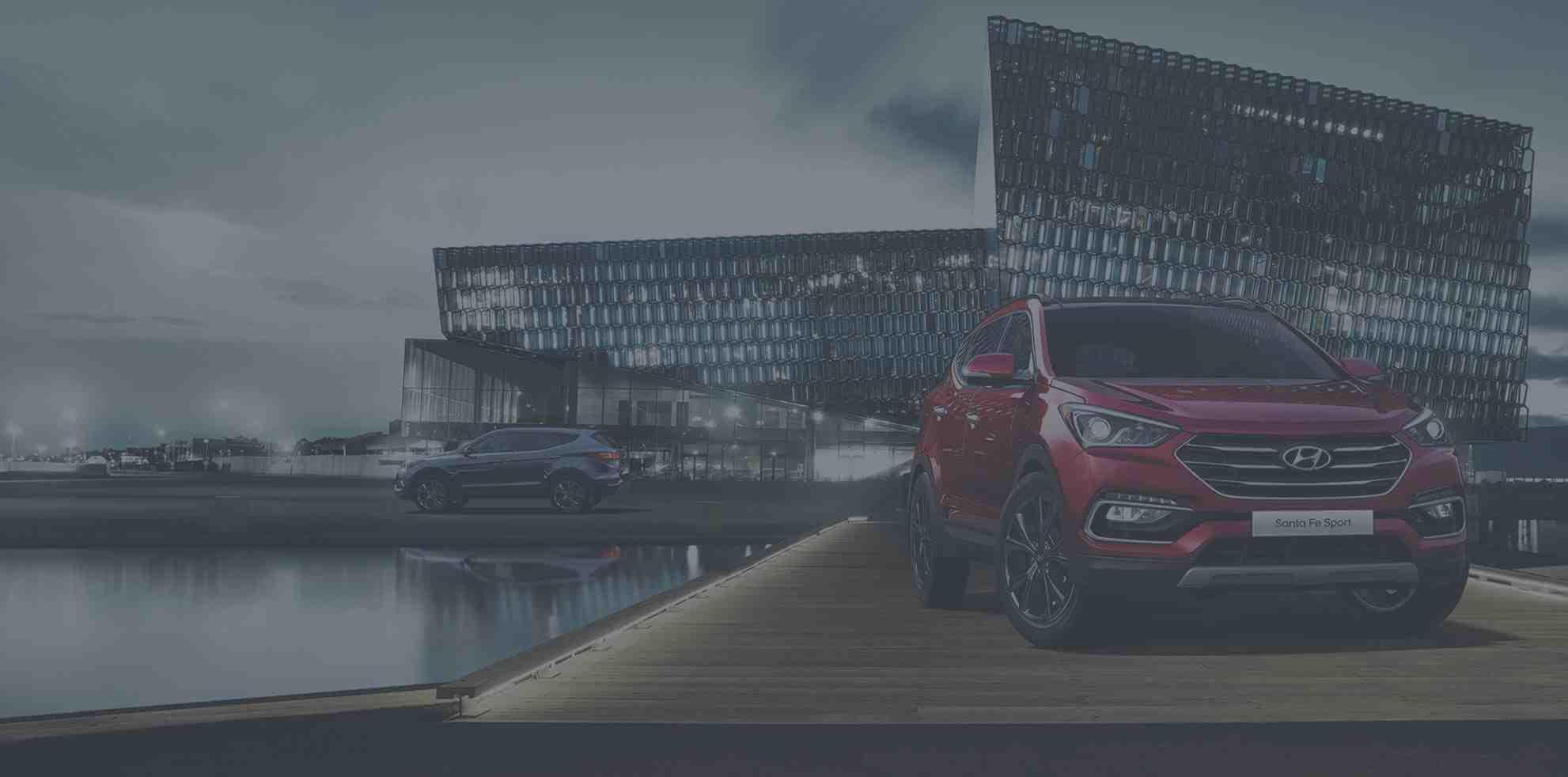 Hyundai Quick Search Background