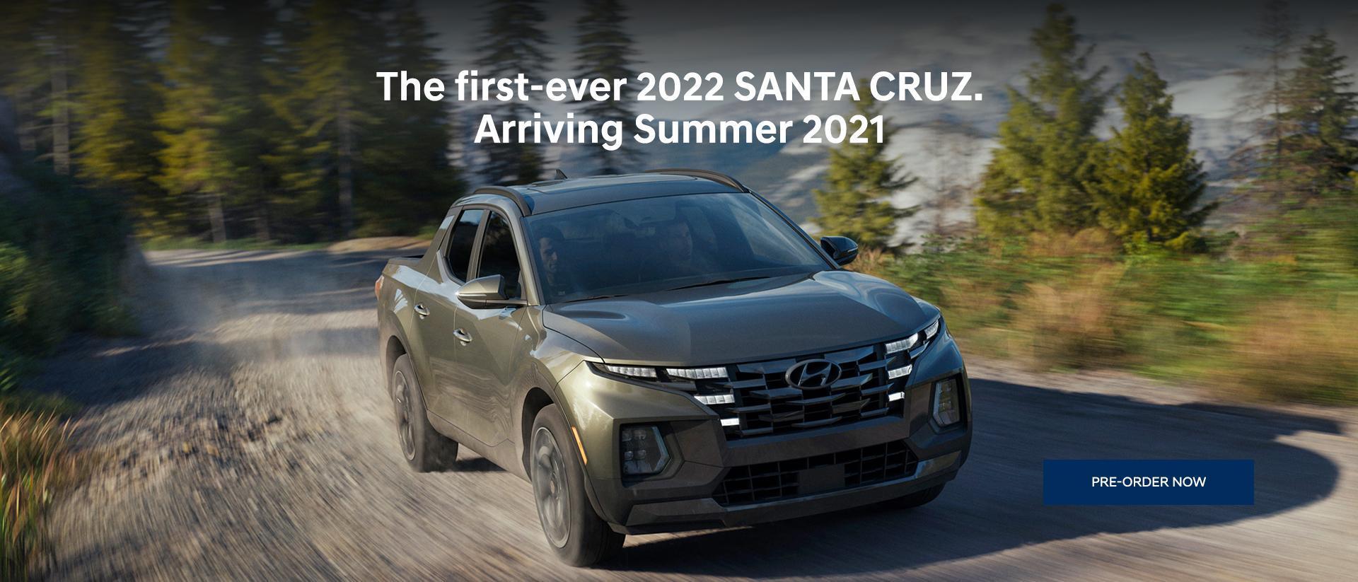 2022 Santa Cruz