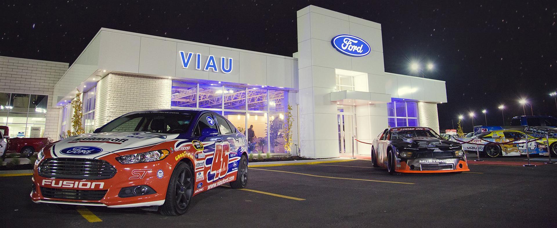 Viau Ford Concessionnaire