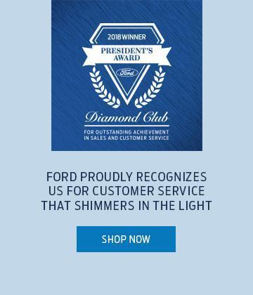 President's Award - Jubilee Ford