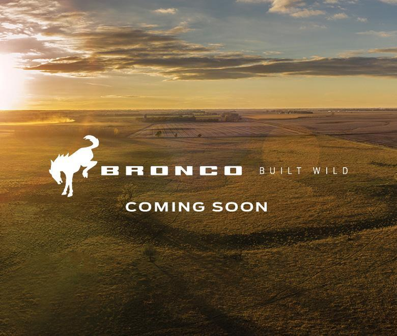 Bronco Coming Soon - Mobile