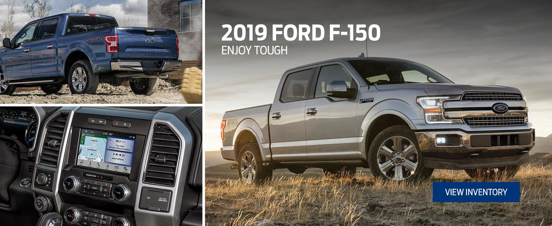 Ford Home 2019 F-150 Inventory