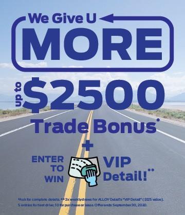 Trade bonus