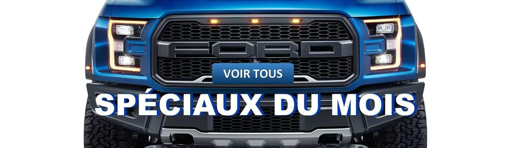 speciaux ford montreal