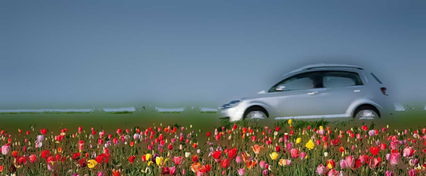 C'est le printemps pour votre auto