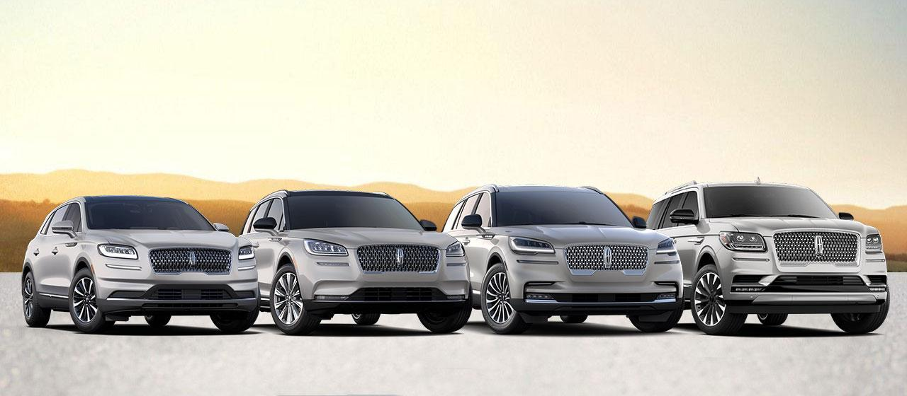 Lincoln of Canada Model Lineup | Wayne Pitman Lincoln