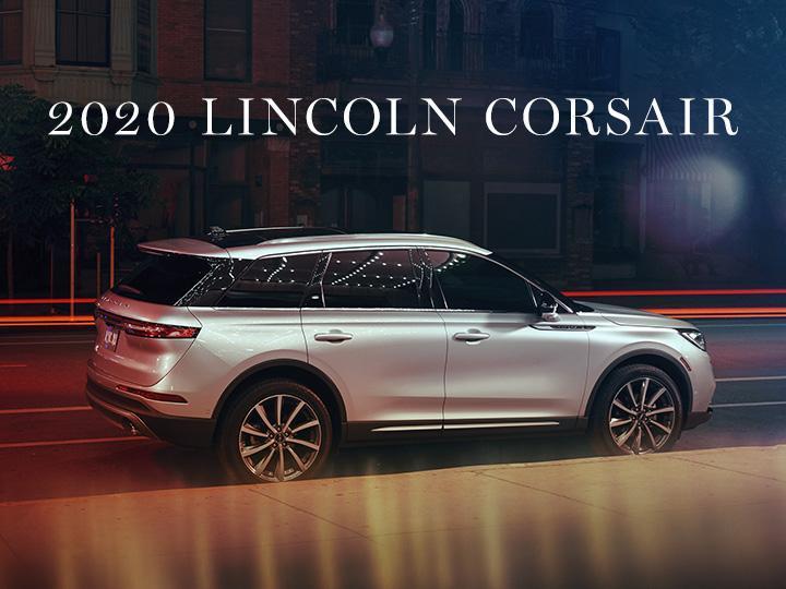 2020 Corsair
