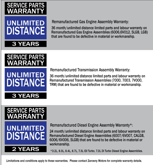 Ford & Lincoln Parts Warranty image