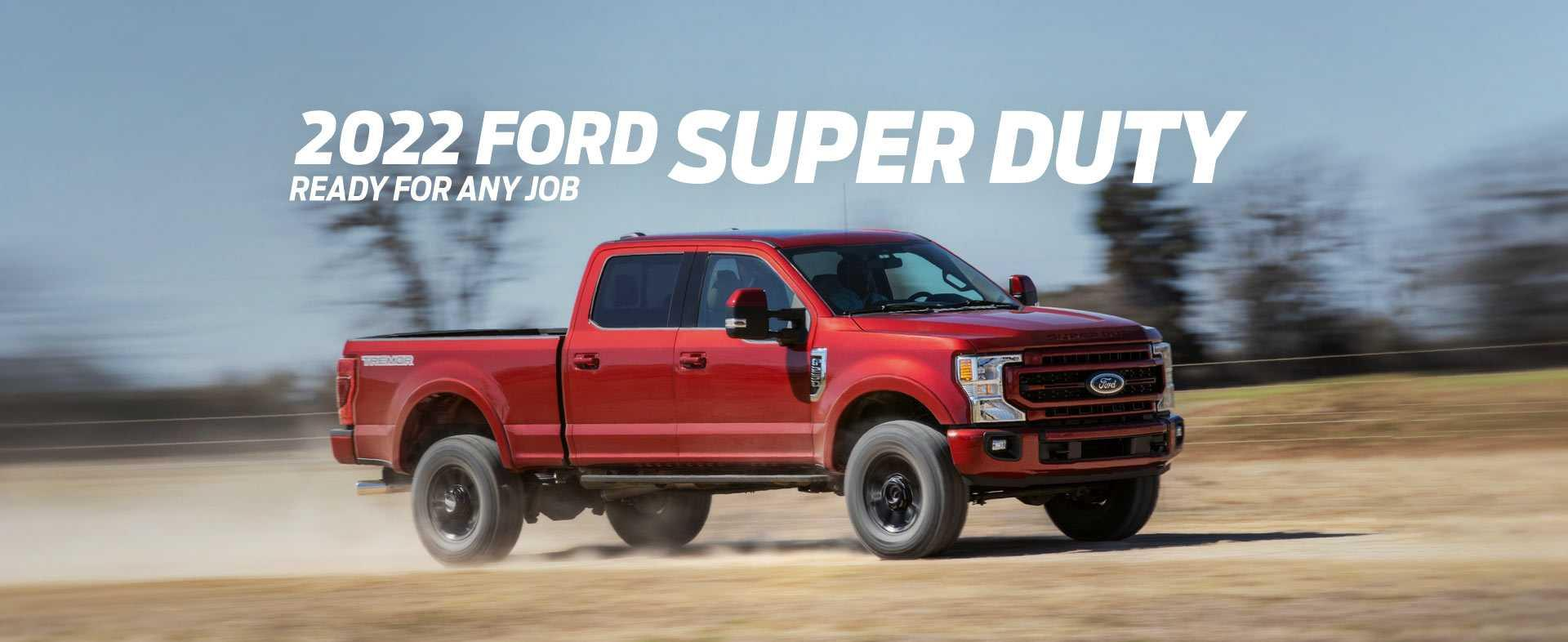 2022 Ford Super Duty