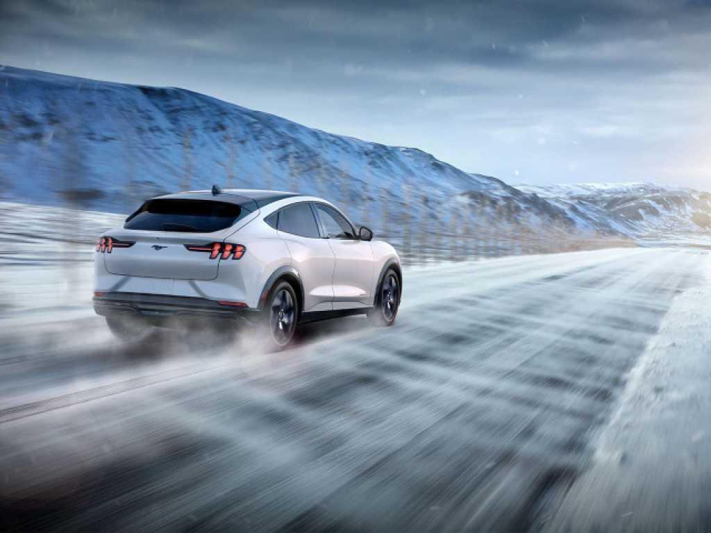 2021 Mustang Mach-E