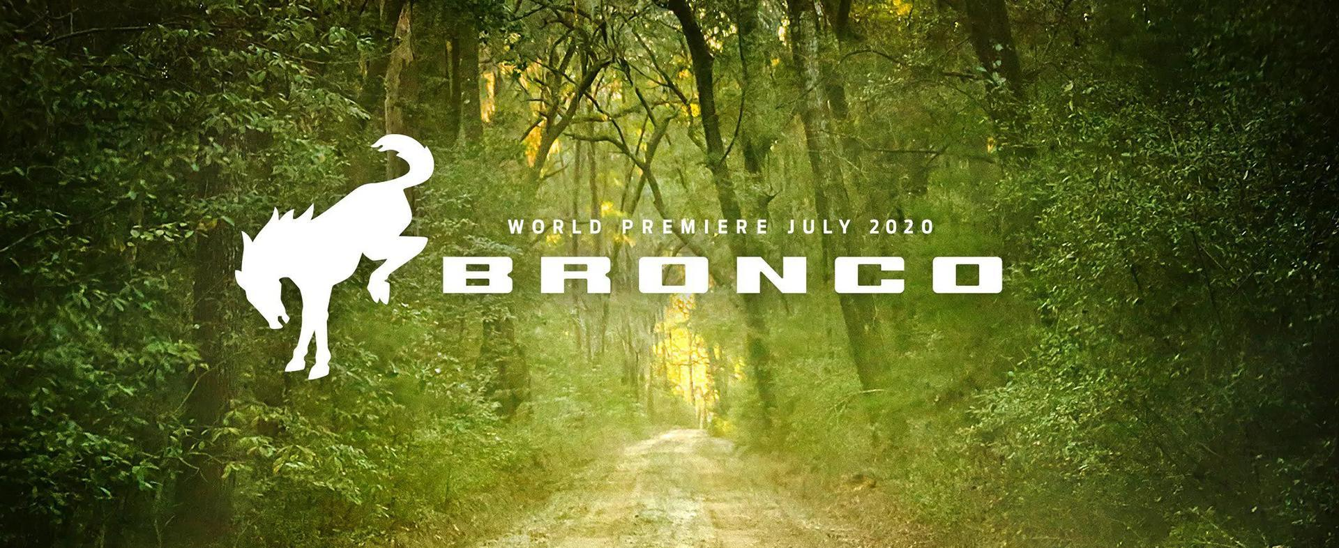 2021 Bronco World Premiere