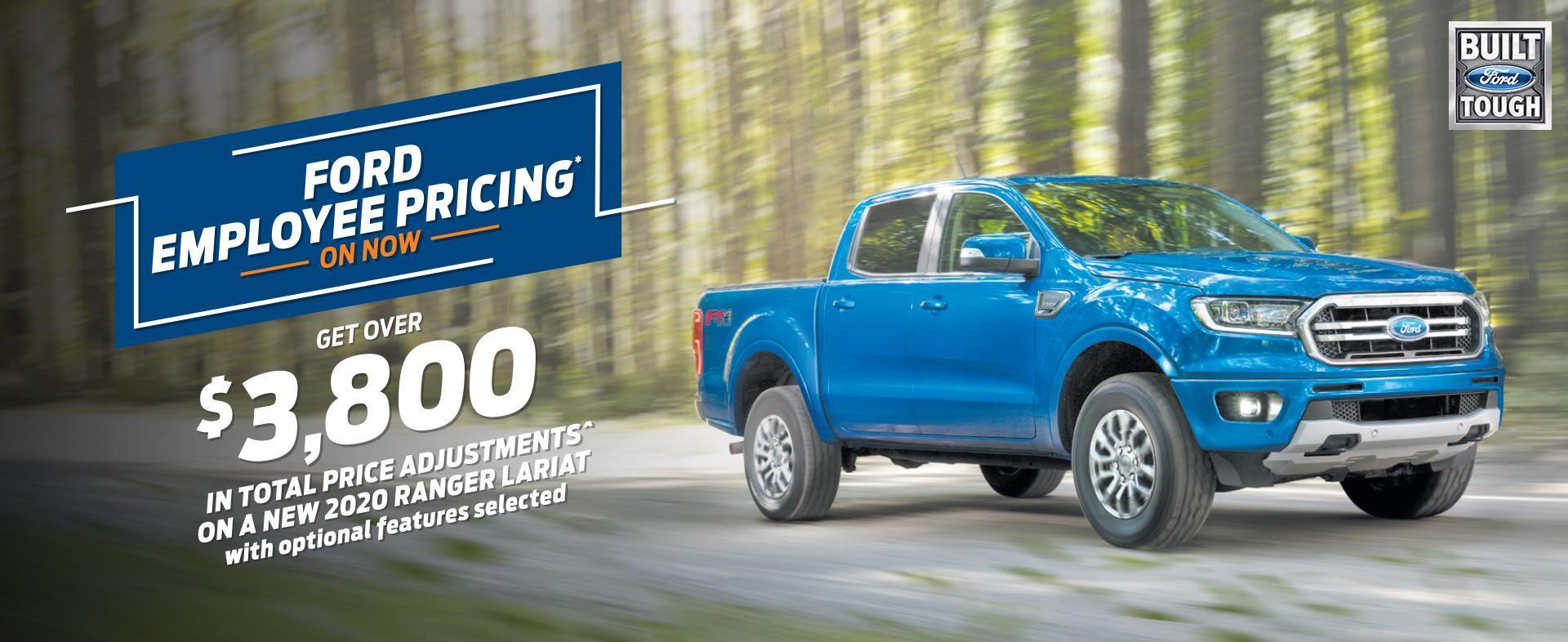 Ford & Lincoln 2020 Ranger image