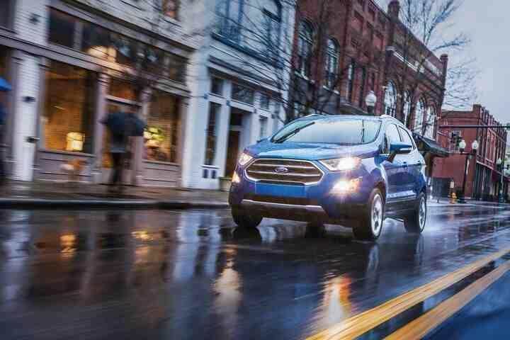 Ford & Lincoln 2020 Ecosport image