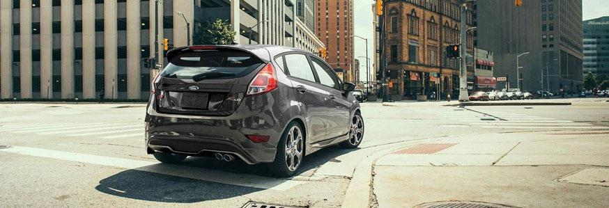 Ford & Lincoln Test Drive From Home 2019 Fiesta ST