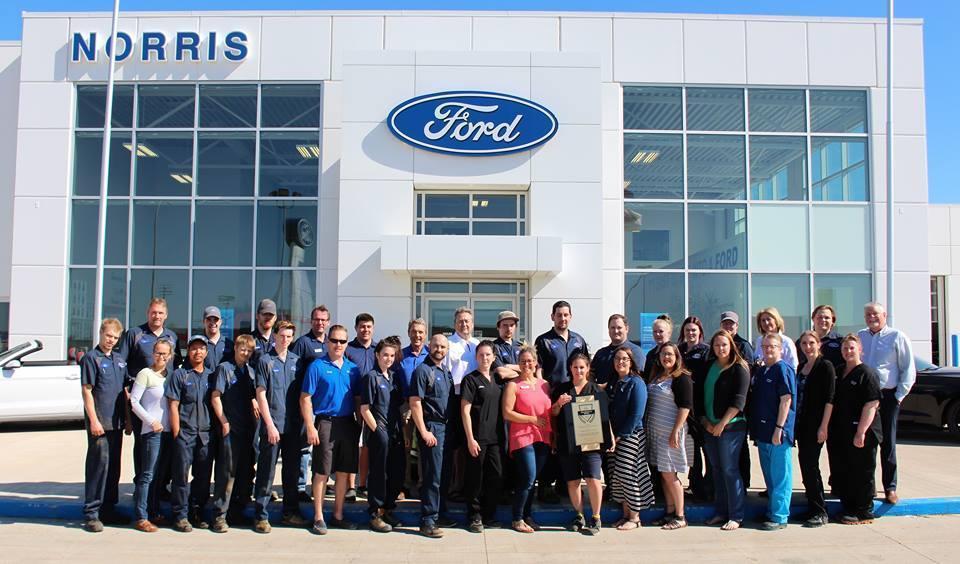 Ford À Propos employés