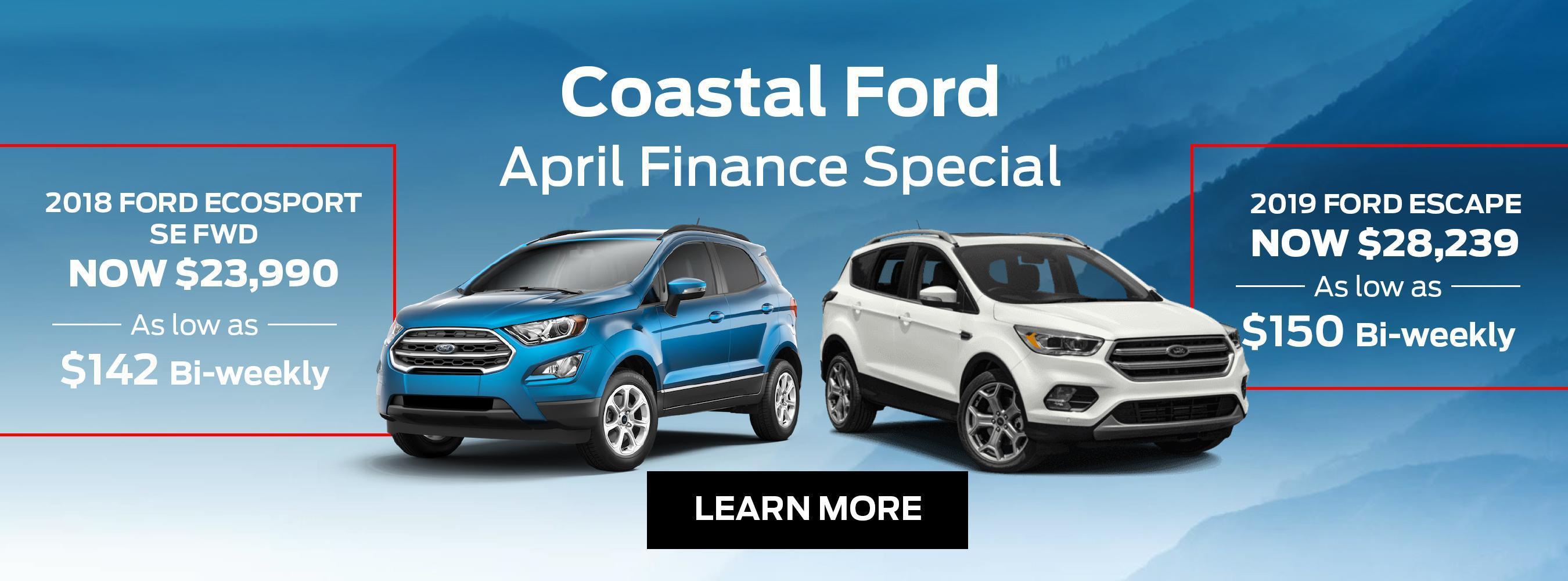 April Finance
