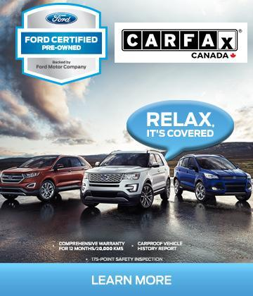 Ford Home Certified Pre-Owned Inventory