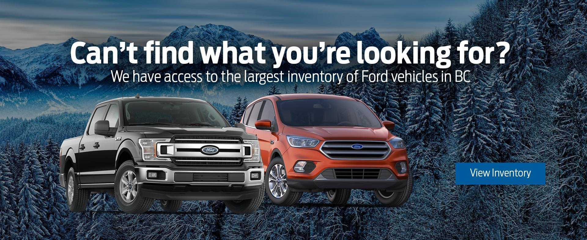 Ford Home New Inventory