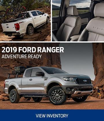 Ford Home 2019 Ranger
