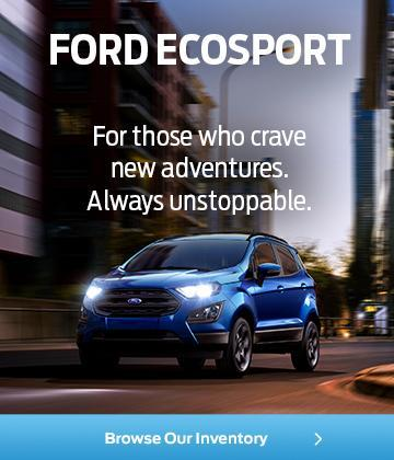 Ford Home 2019 EcoSport