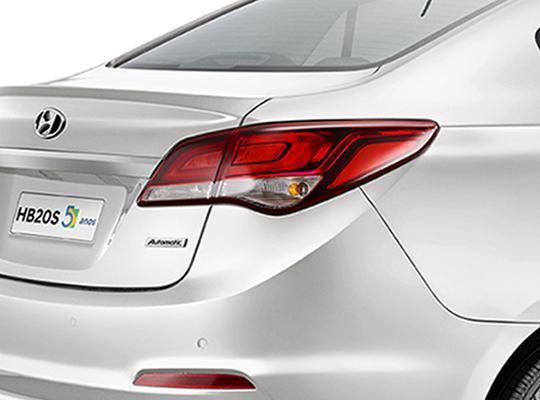 2017 Hyundai HB20X