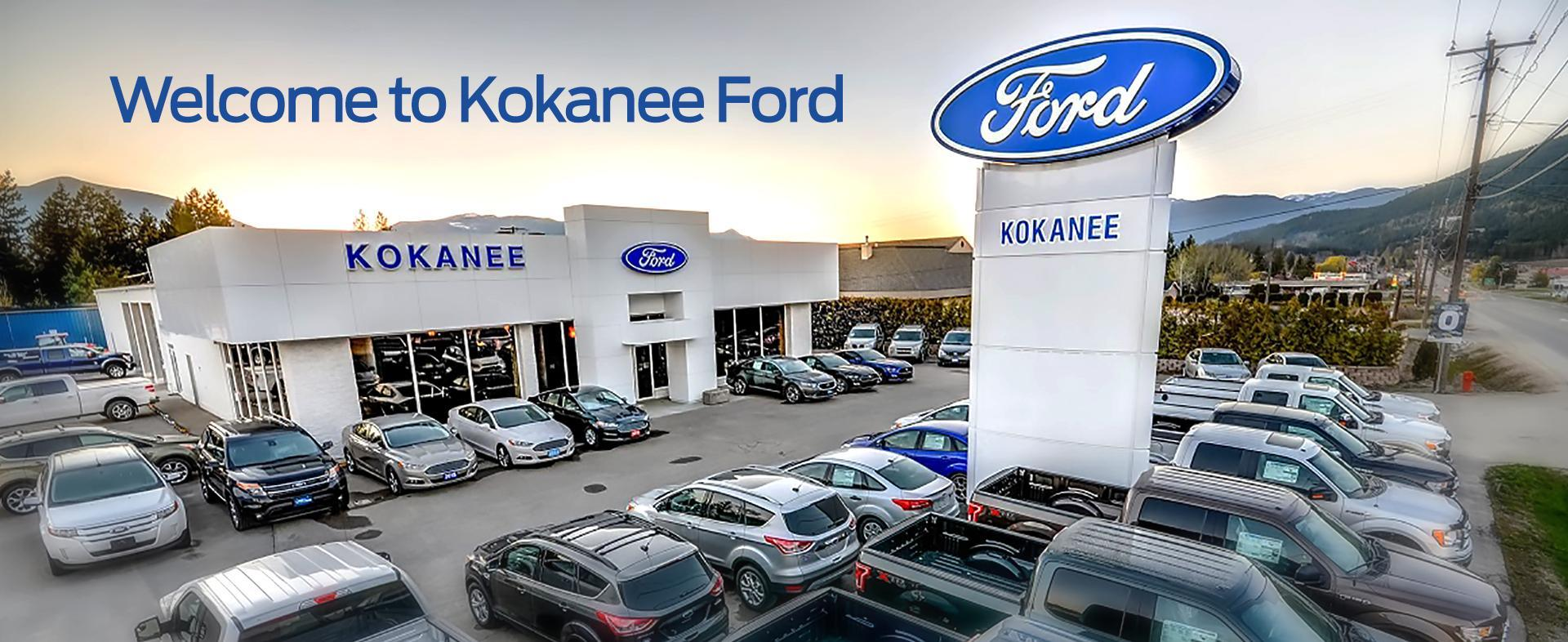 New & Used Ford Cars, Trucks & SUVs Dealership in Creston