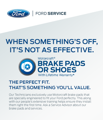 Ford Brake Pads or Shoes image
