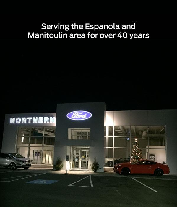Northern Ford Sales image