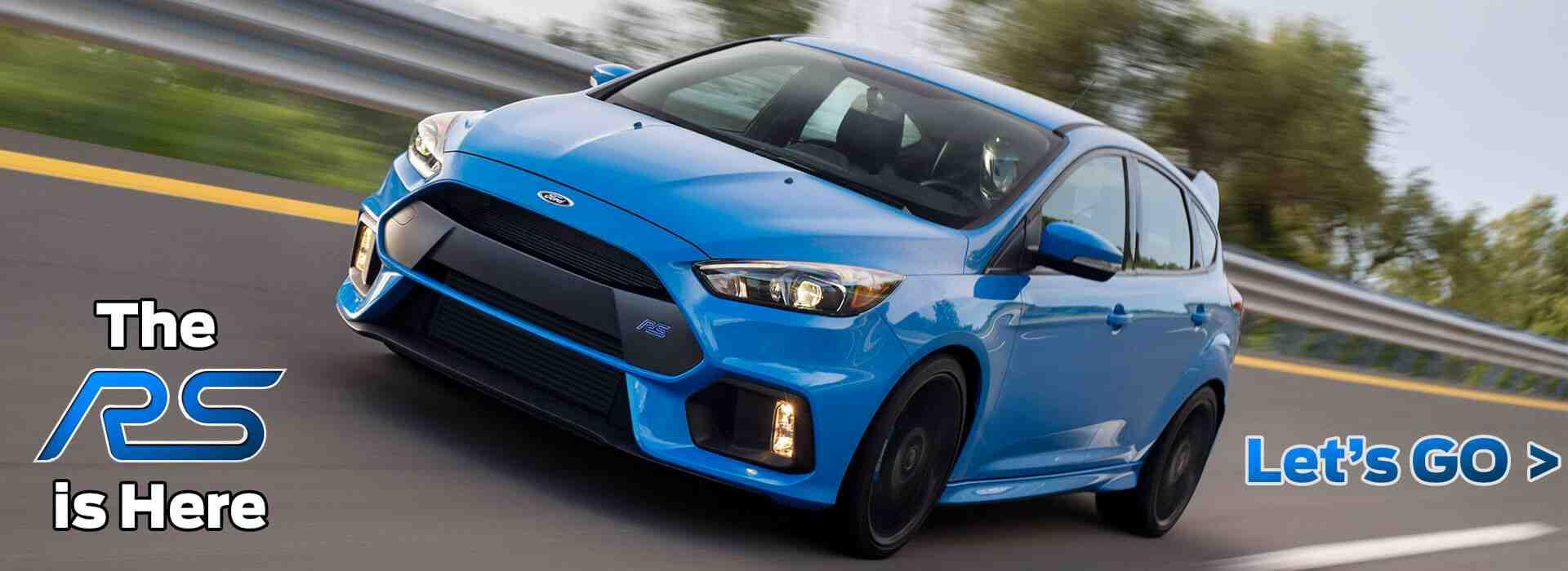 See the Ford Focus RS in Yorkton, SK