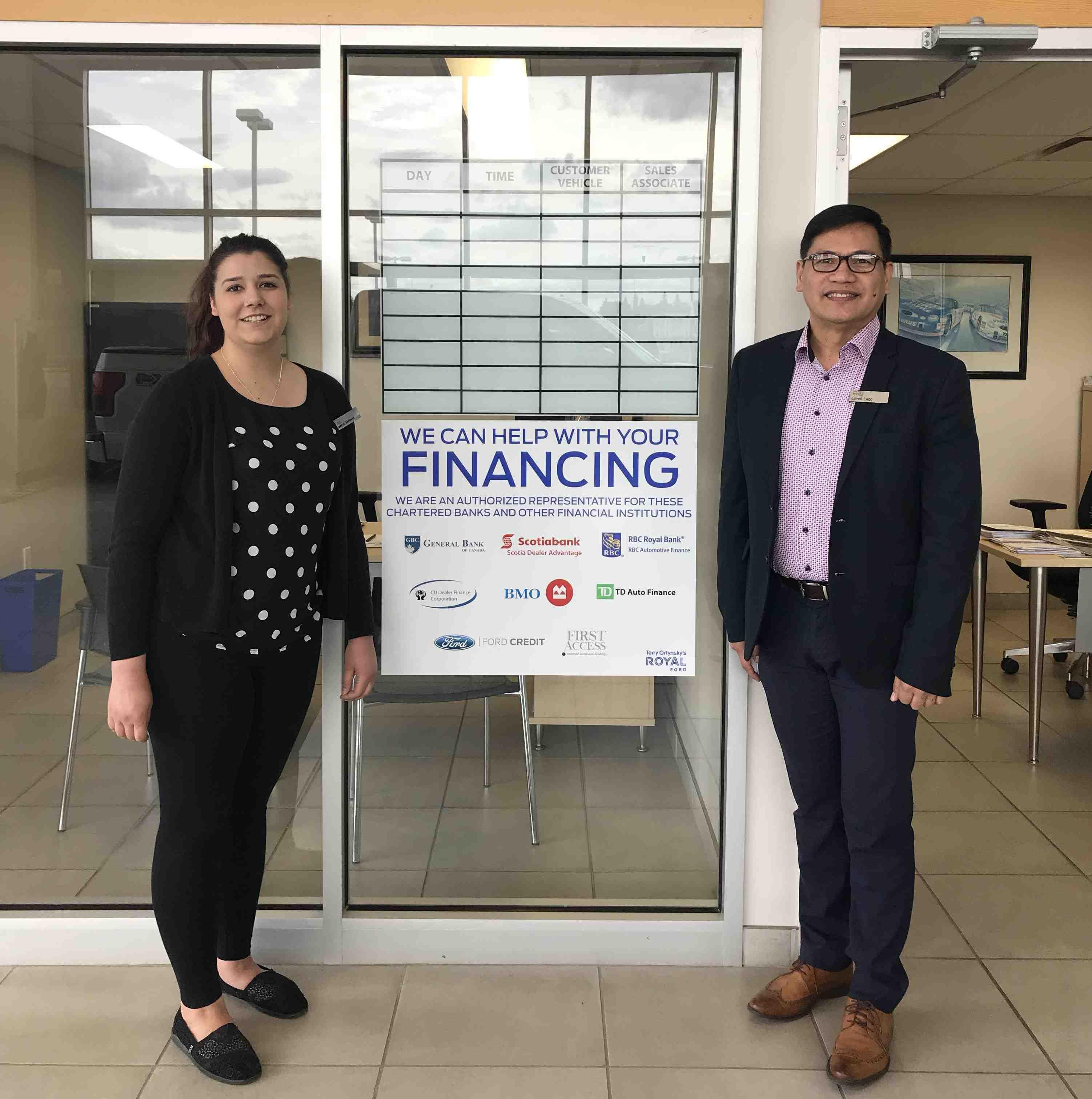 Automotive Financing Yorkton Saskatchewan