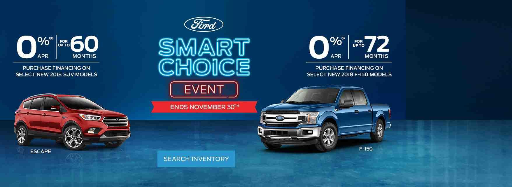 smart choice event