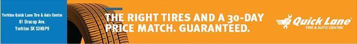 Tires Yorkton Quick Lane