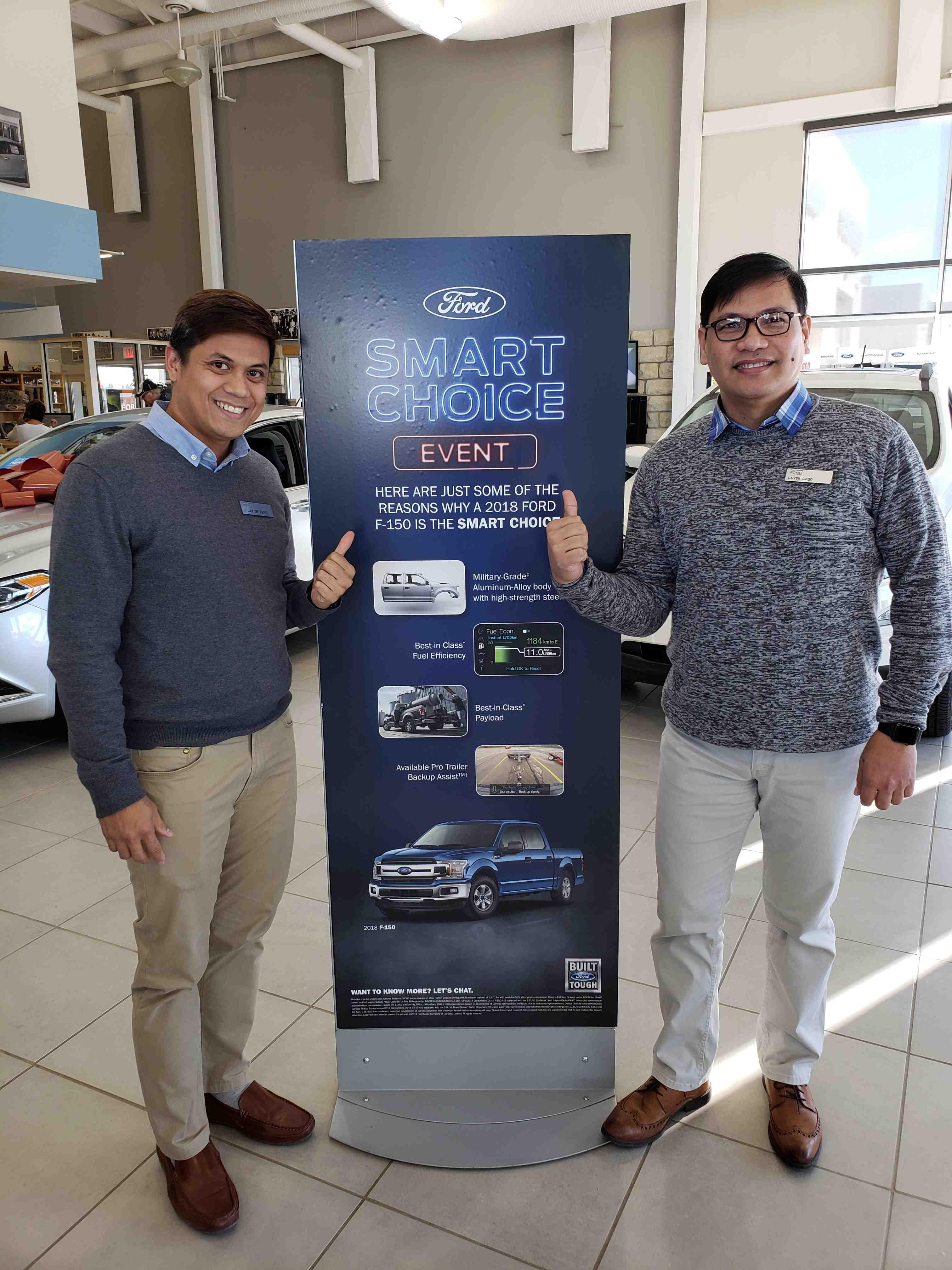 Ford Smart Choice