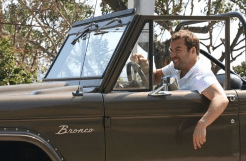 Jeremy Piven Ford Bronco
