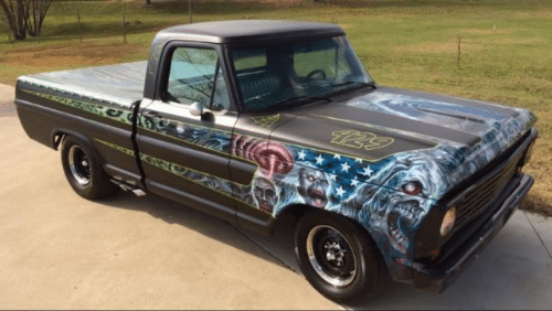 Rob Zombie Ford F-100