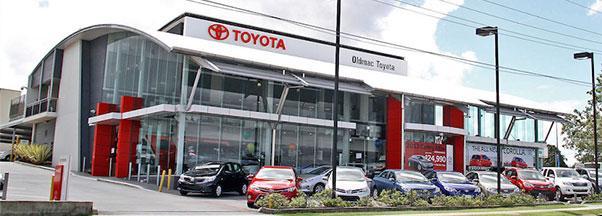 Queensland Toyota Dealer