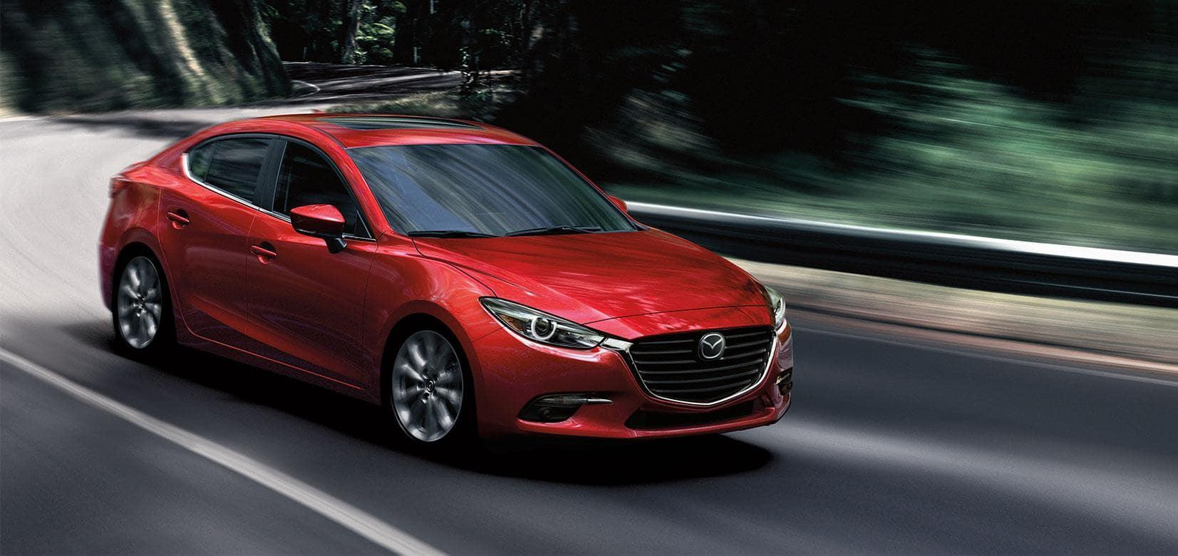Mazda3 4DR BACKGROUND