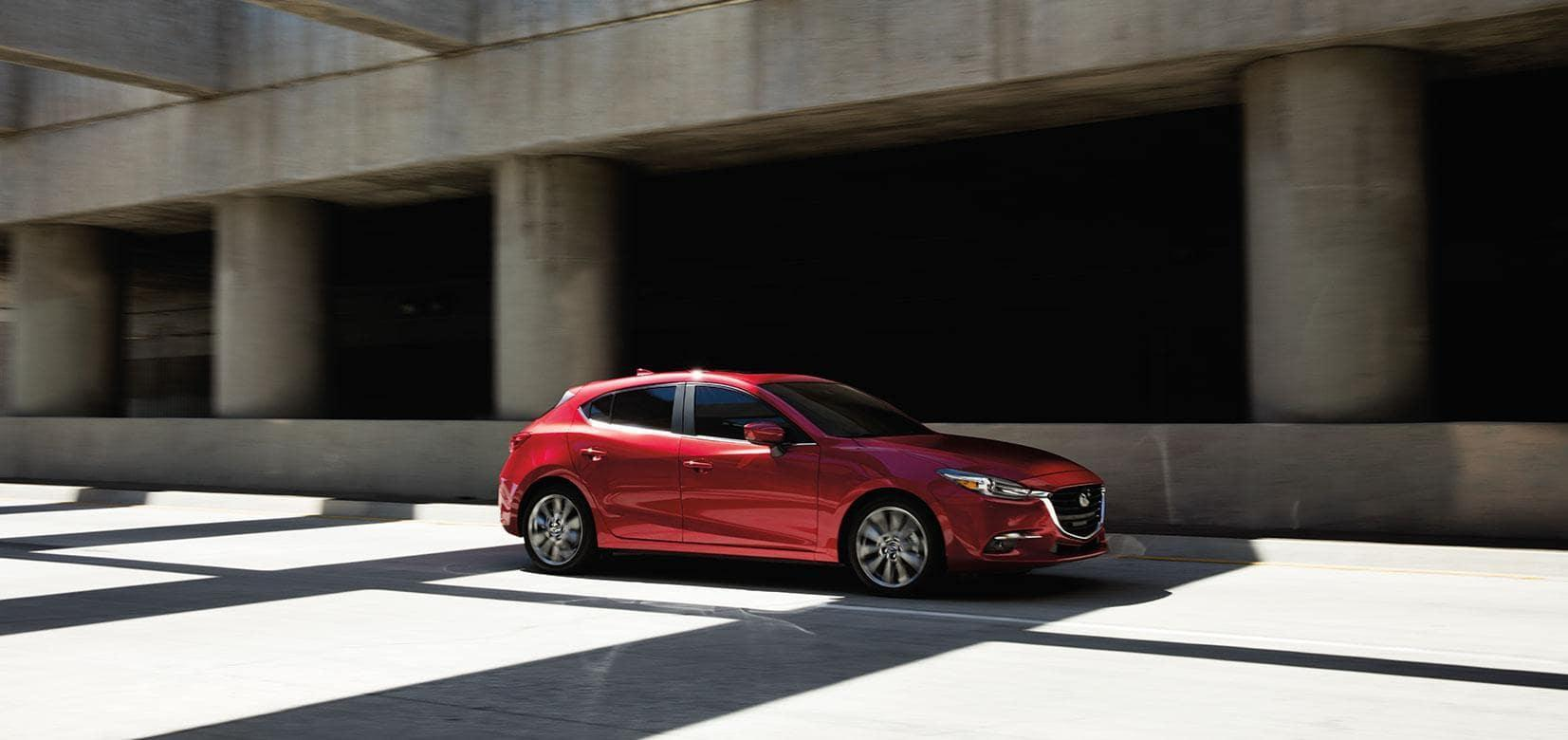 Mazda3 5DR BACKGROUND