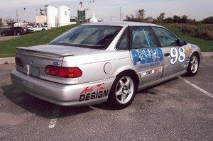 1995 FORD TAURUS SHO RACE CAR