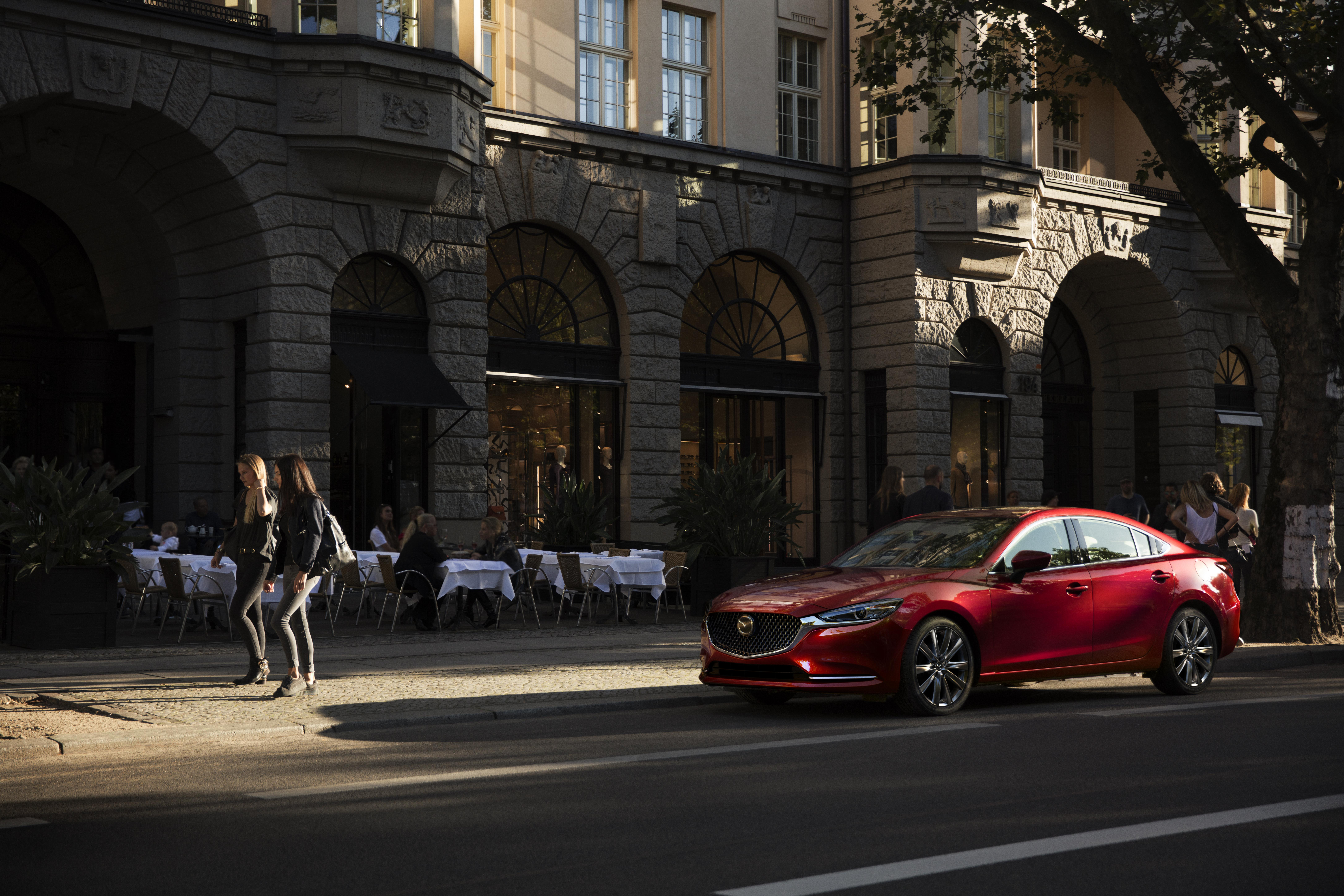 Learn the 2018 Mazda6's Price & Features