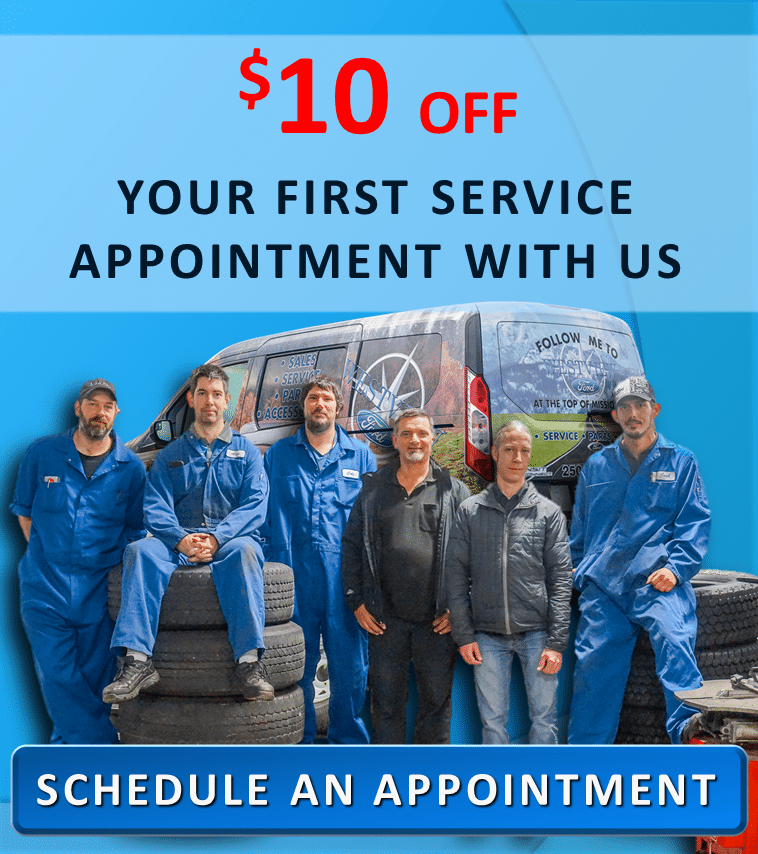 $10 Off First Service Appointment! Book Now!