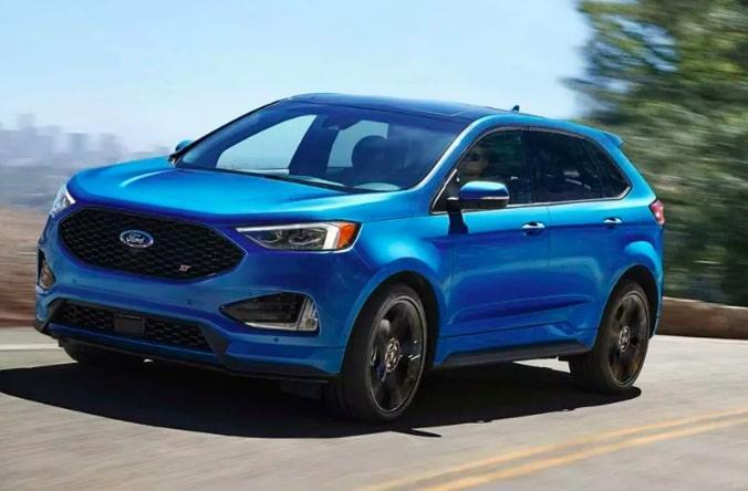 Ford Suv Models >> 2019 Ford Edge Suv Models And Specifications College Ford