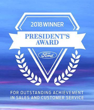 Ford Home Presidents Award