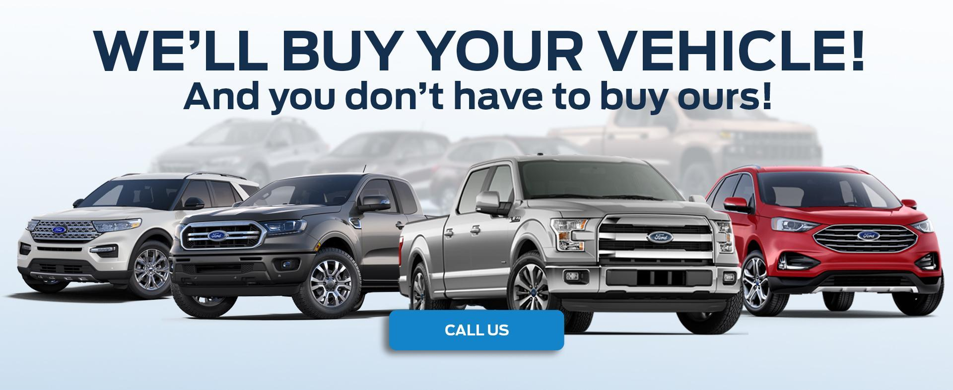 Used Ford Vehicles