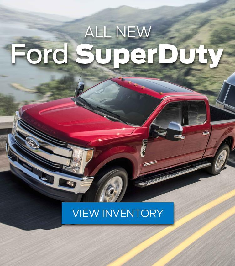 All New Ford SuperDuty