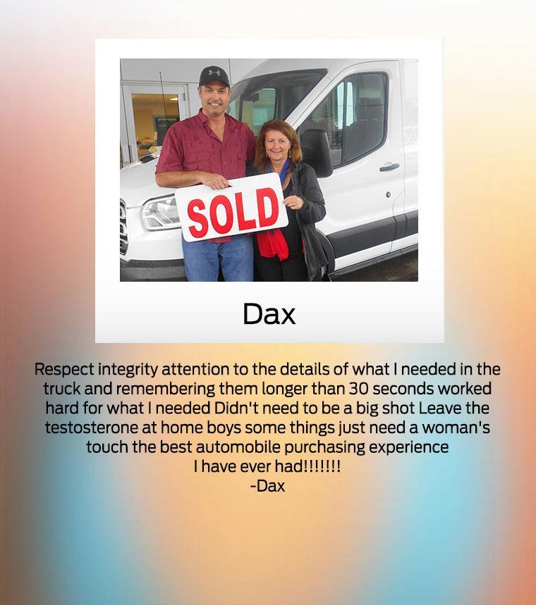 Ford Home Dax