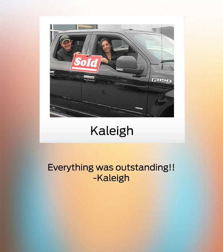 Ford Home Kaleigh