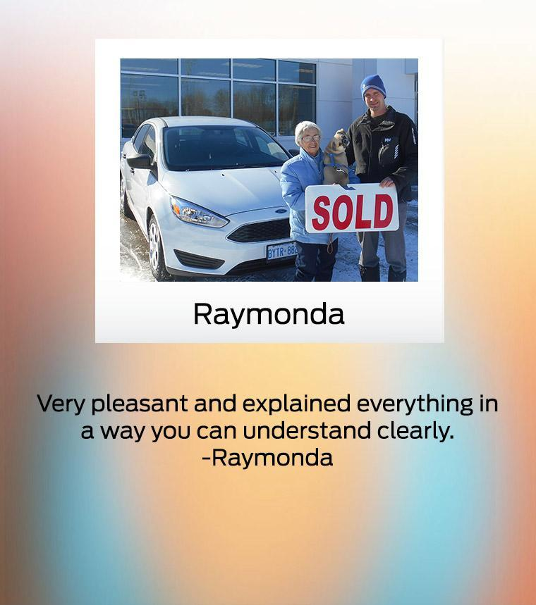Ford Home Raymonda