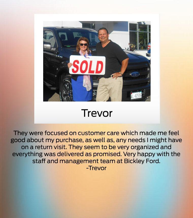 Ford Home Trevor